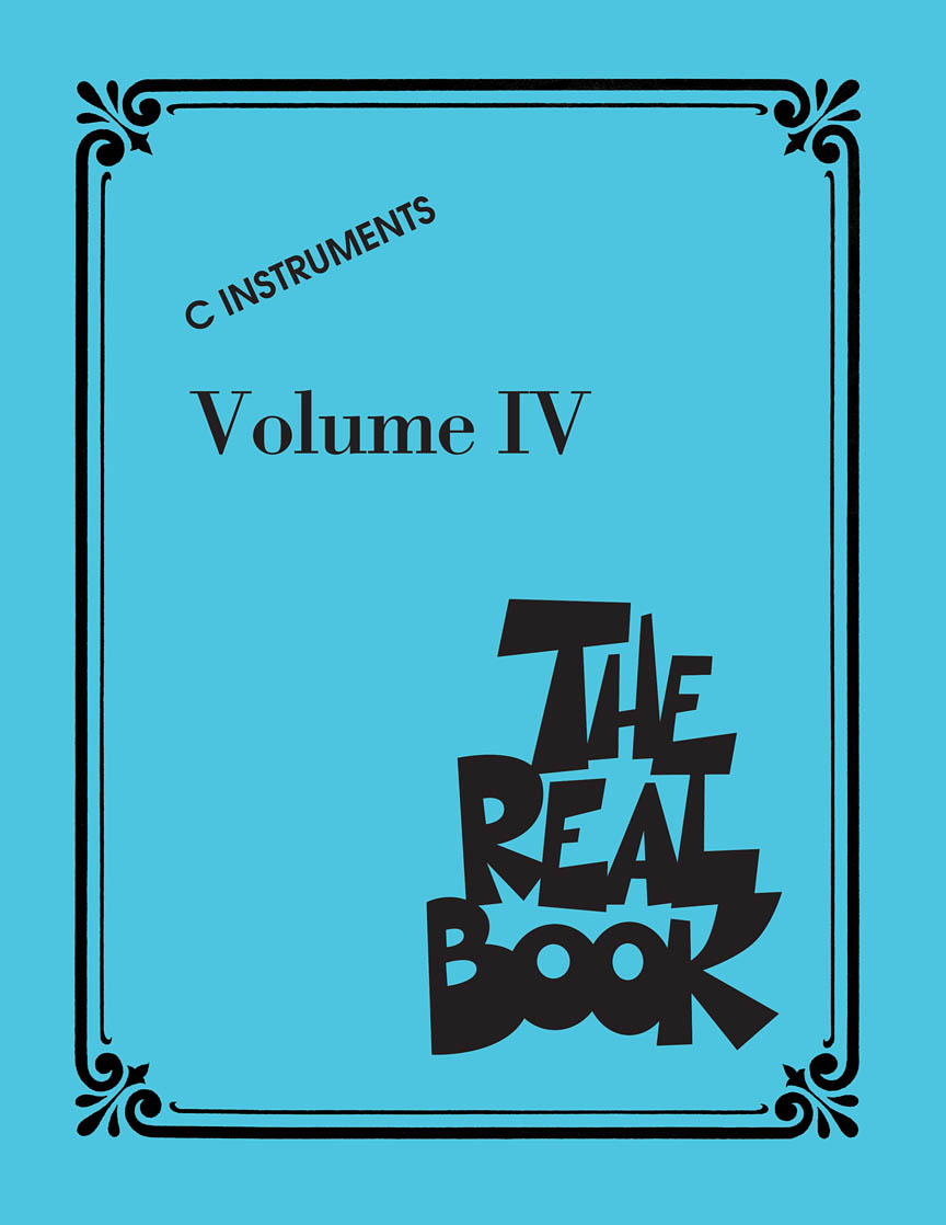 Product Cover for The Real Book – Volume IV
