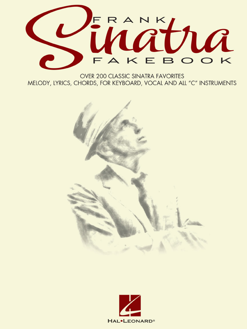 Product Cover for The Frank Sinatra Fake Book
