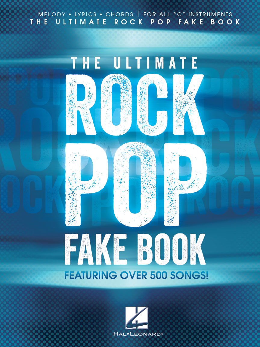 Product Cover for The Ultimate Rock Pop Fake Book