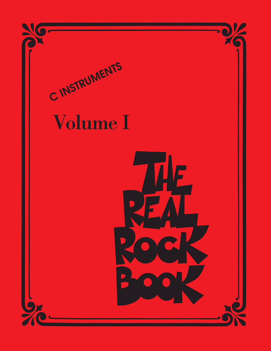 Product Cover for The Real Rock Book – Volume I