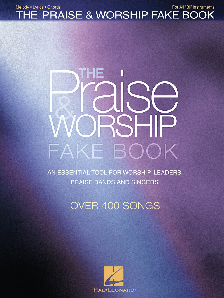 Product Cover for The Praise & Worship Fake Book