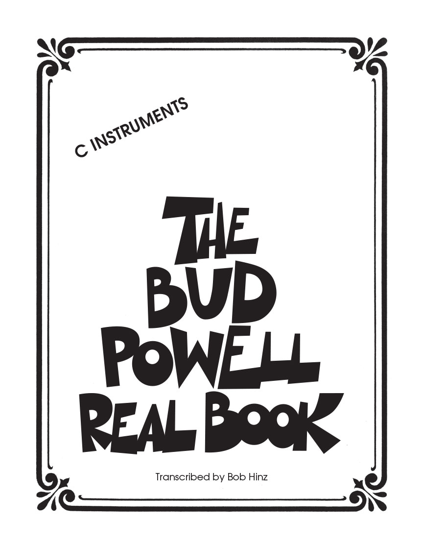 Product Cover for The Bud Powell Real Book