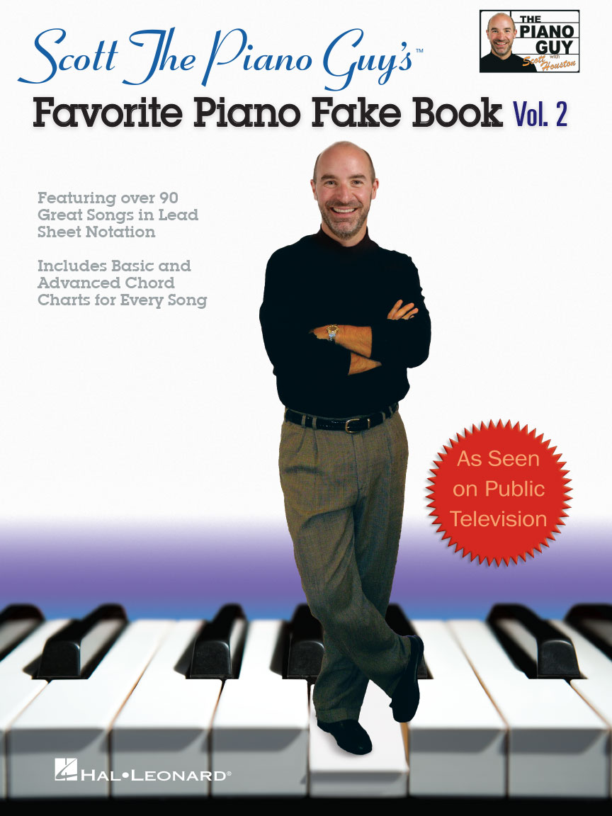 Product Cover for Scott the Piano Guy's Favorite Piano Fake Book – Volume 2