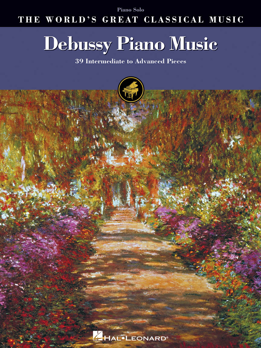 Product Cover for Debussy Piano Music