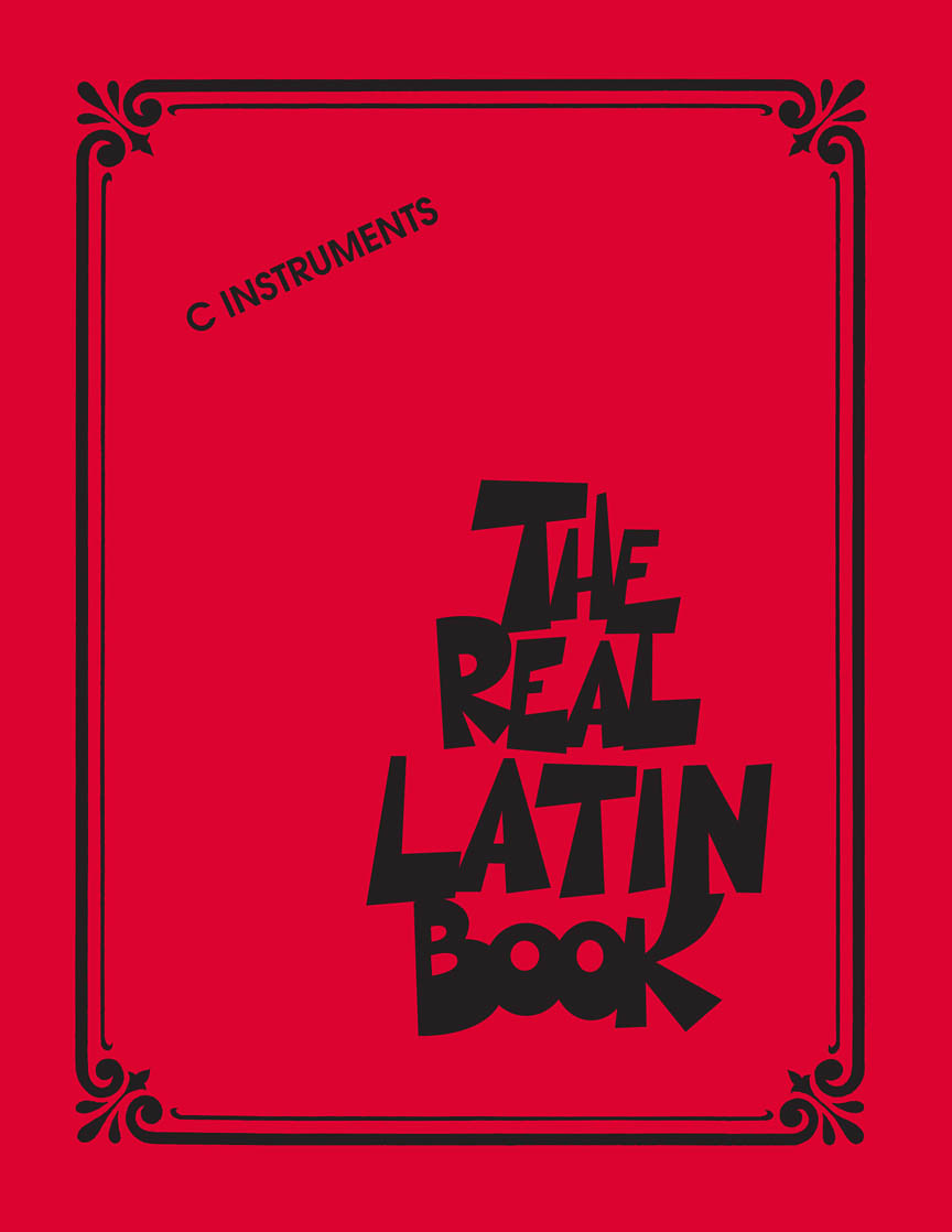 Product Cover for The Real Latin Book