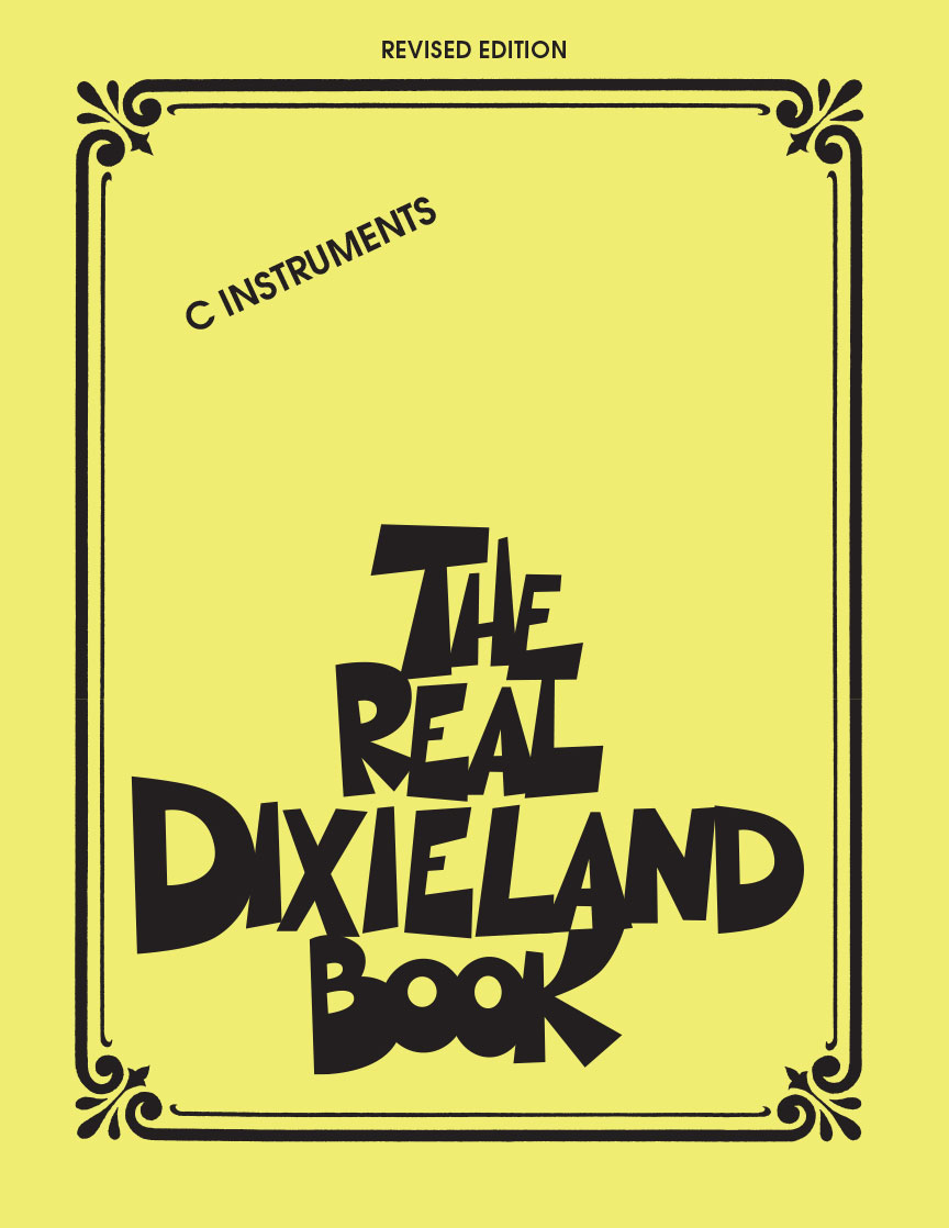 Product Cover for The Real Dixieland Book