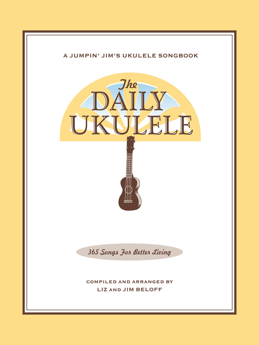 Product Cover for The Daily Ukulele