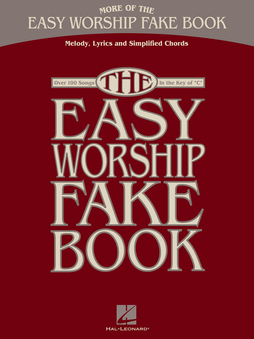 Product Cover for More of the Easy Worship Fake Book