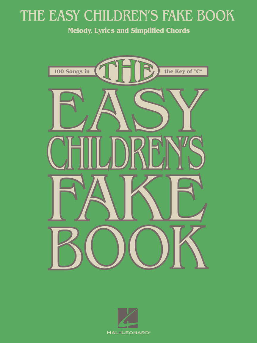 Product Cover for The Easy Children's Fake Book