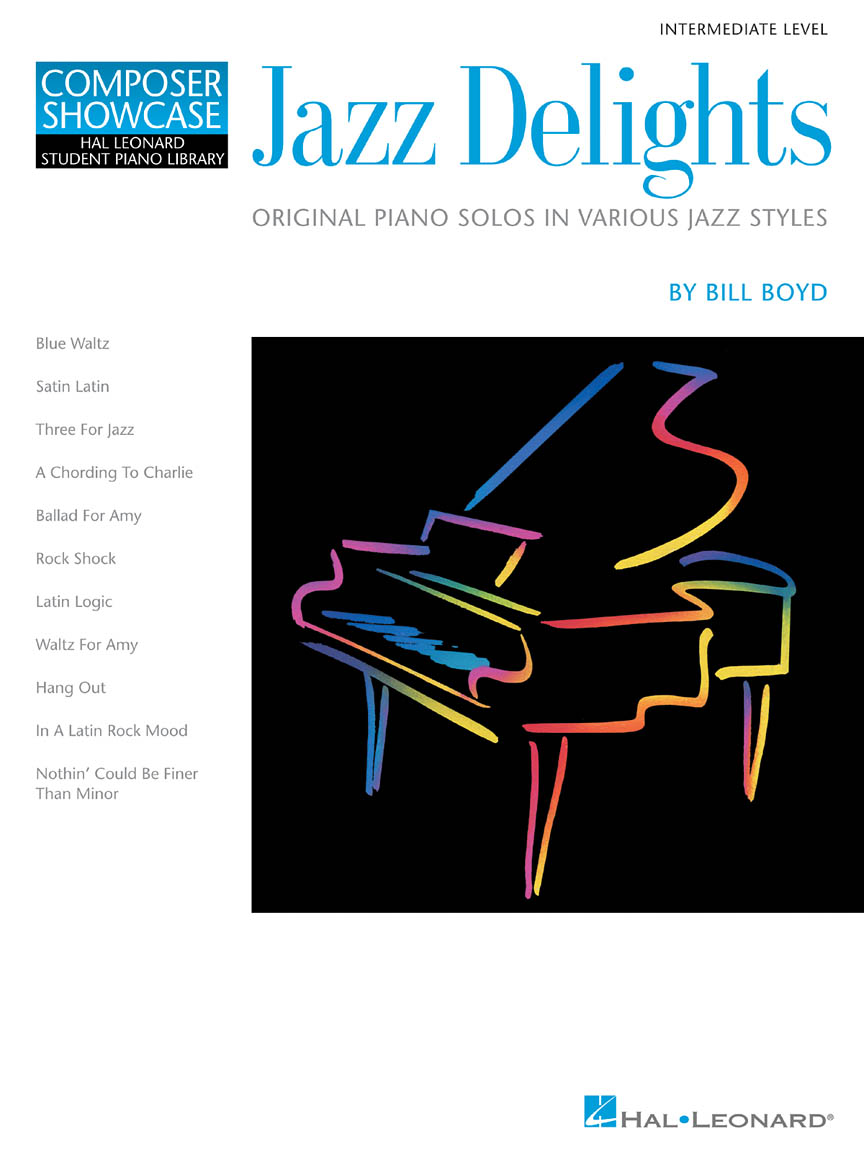 Product Cover for Jazz Delights