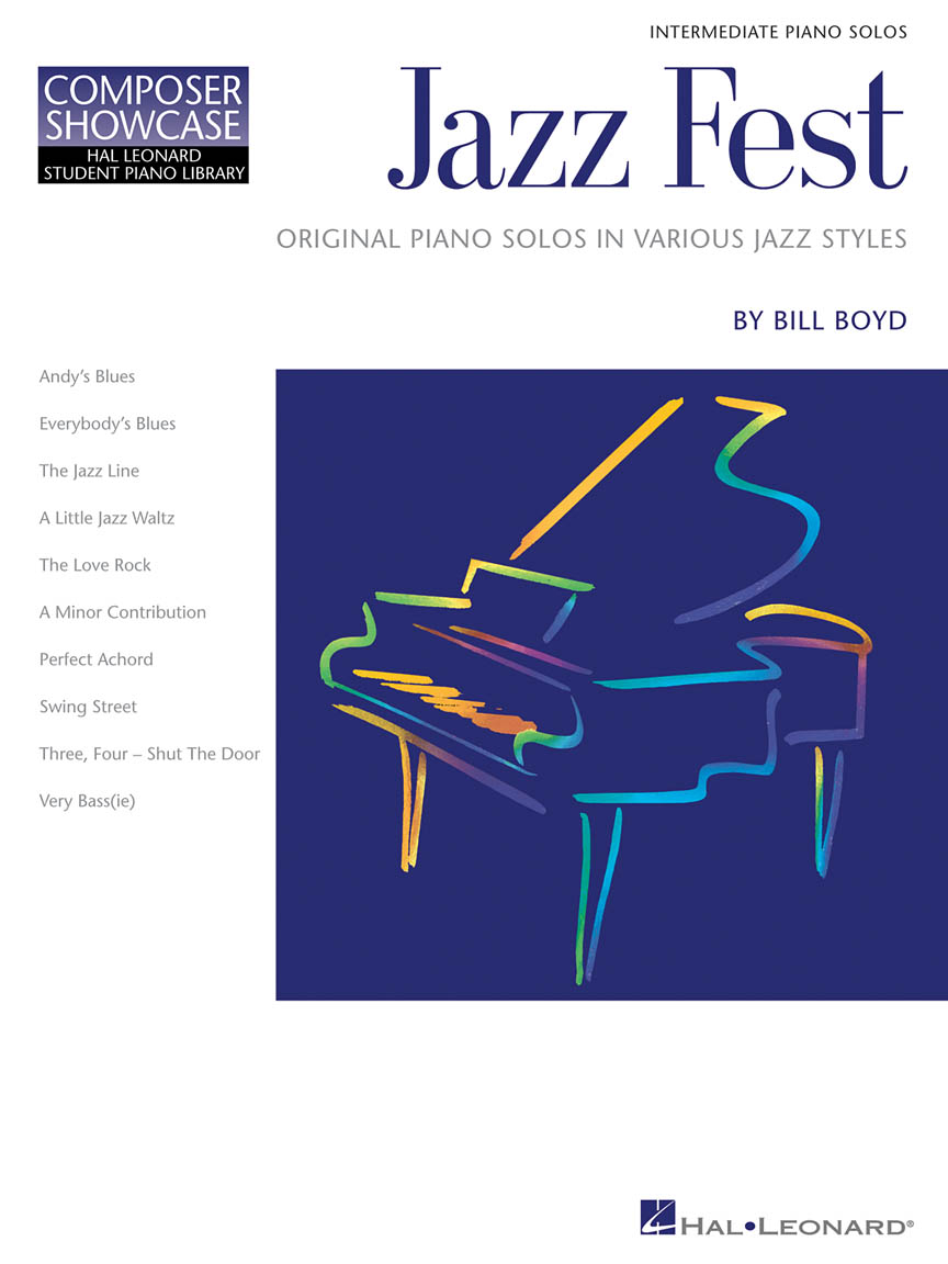 Product Cover for Jazz Fest