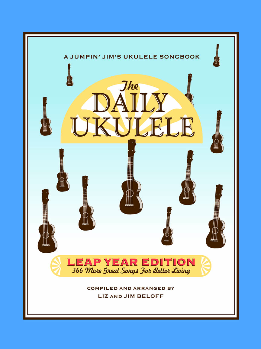 Product Cover for The Daily Ukulele – Leap Year Edition