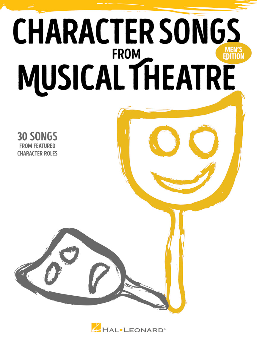 Product Cover for Character Songs from Musical Theatre – Men's Edition
