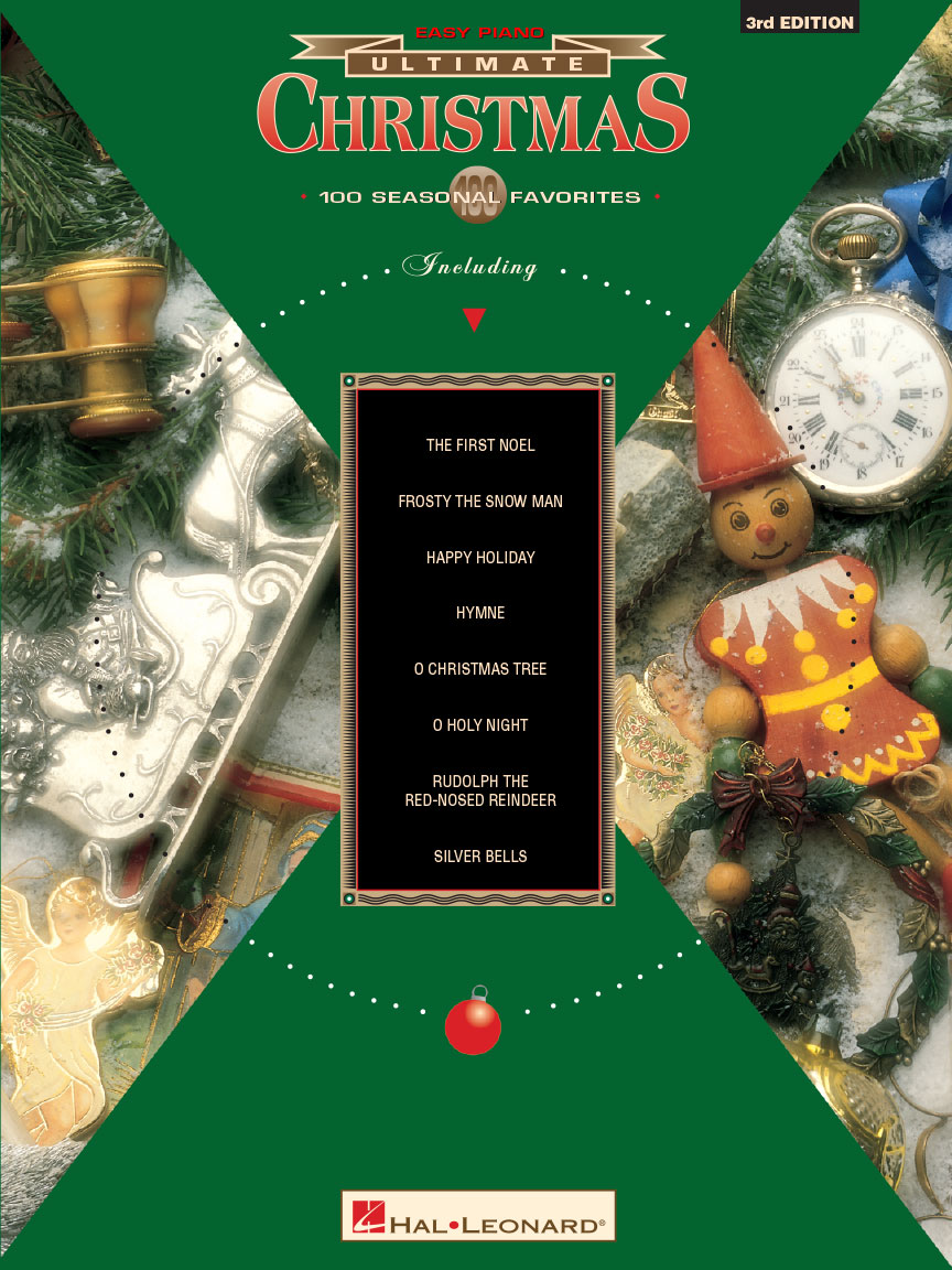 Product Cover for The Ultimate Series: Christmas – 3rd Edition