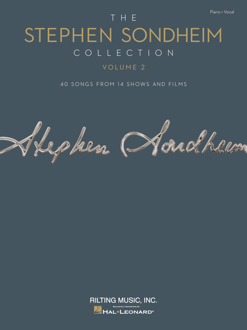 Product Cover for The Stephen Sondheim Collection – Volume 2