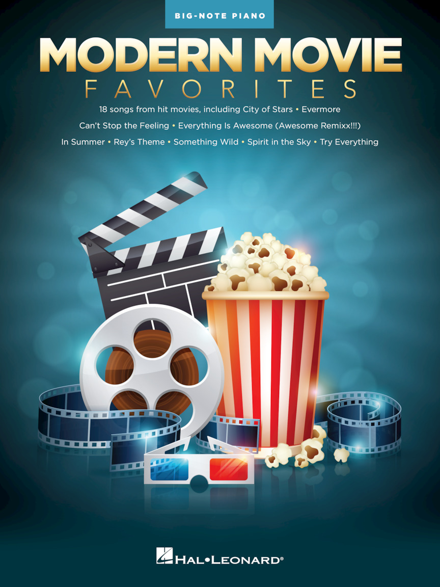 Product Cover for Modern Movie Favorites