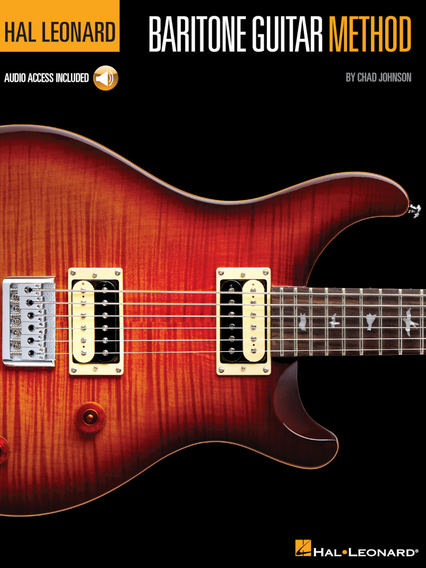 Product Cover for Hal Leonard Baritone Guitar Method
