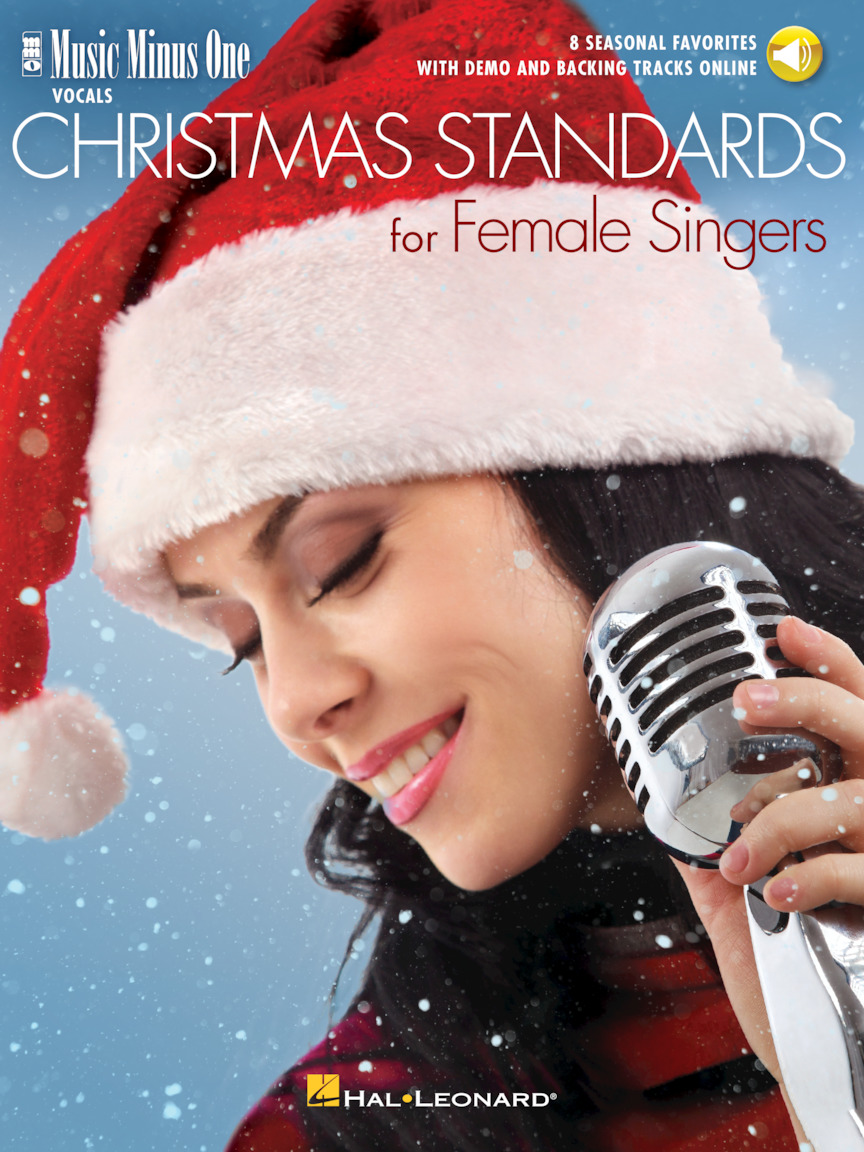 Product Cover for Christmas Standards for Female Singers