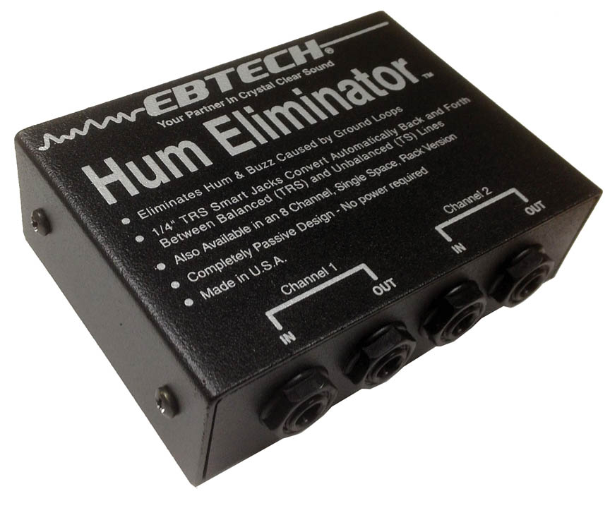 Product Cover for Hum Eliminator™ 2