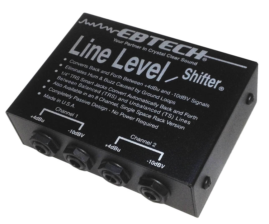 Product Cover for Line Level Shifter® 2