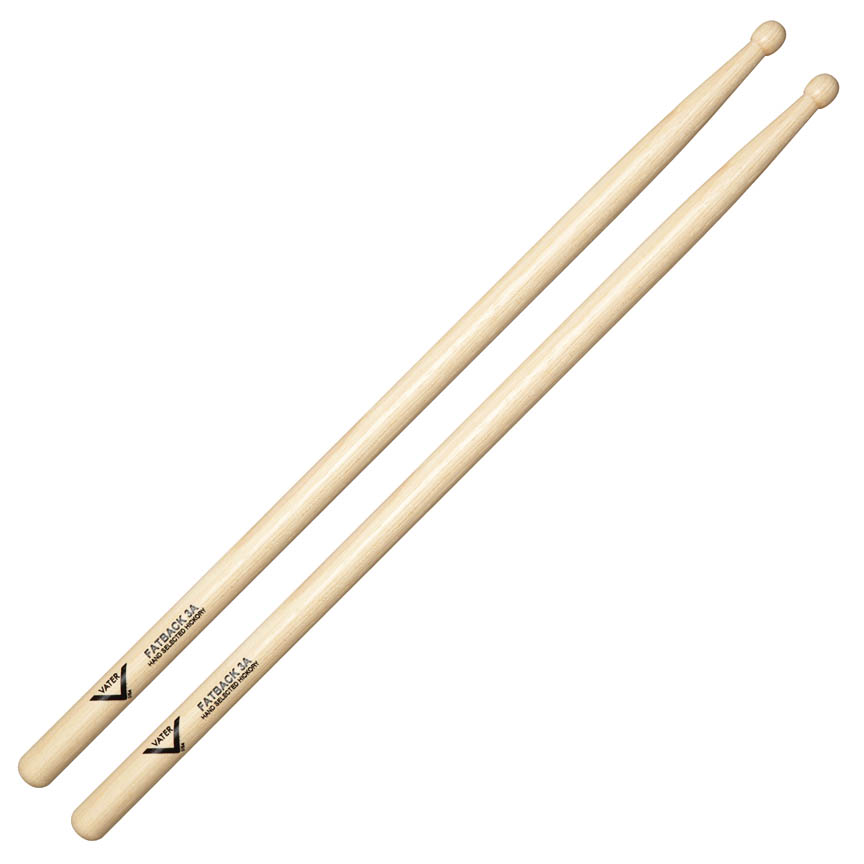 Product Cover for Fatback 3A Wood Drum Sticks