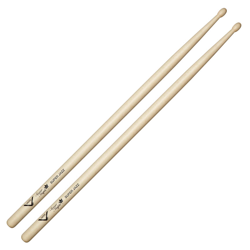 Product Cover for Sugar Maple Super Jazz Drum Sticks