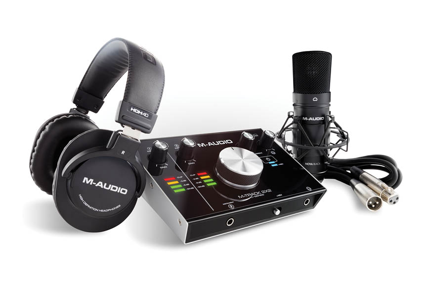 Product Cover for M-Track 2x2 Vocal Studio Pro Bundle