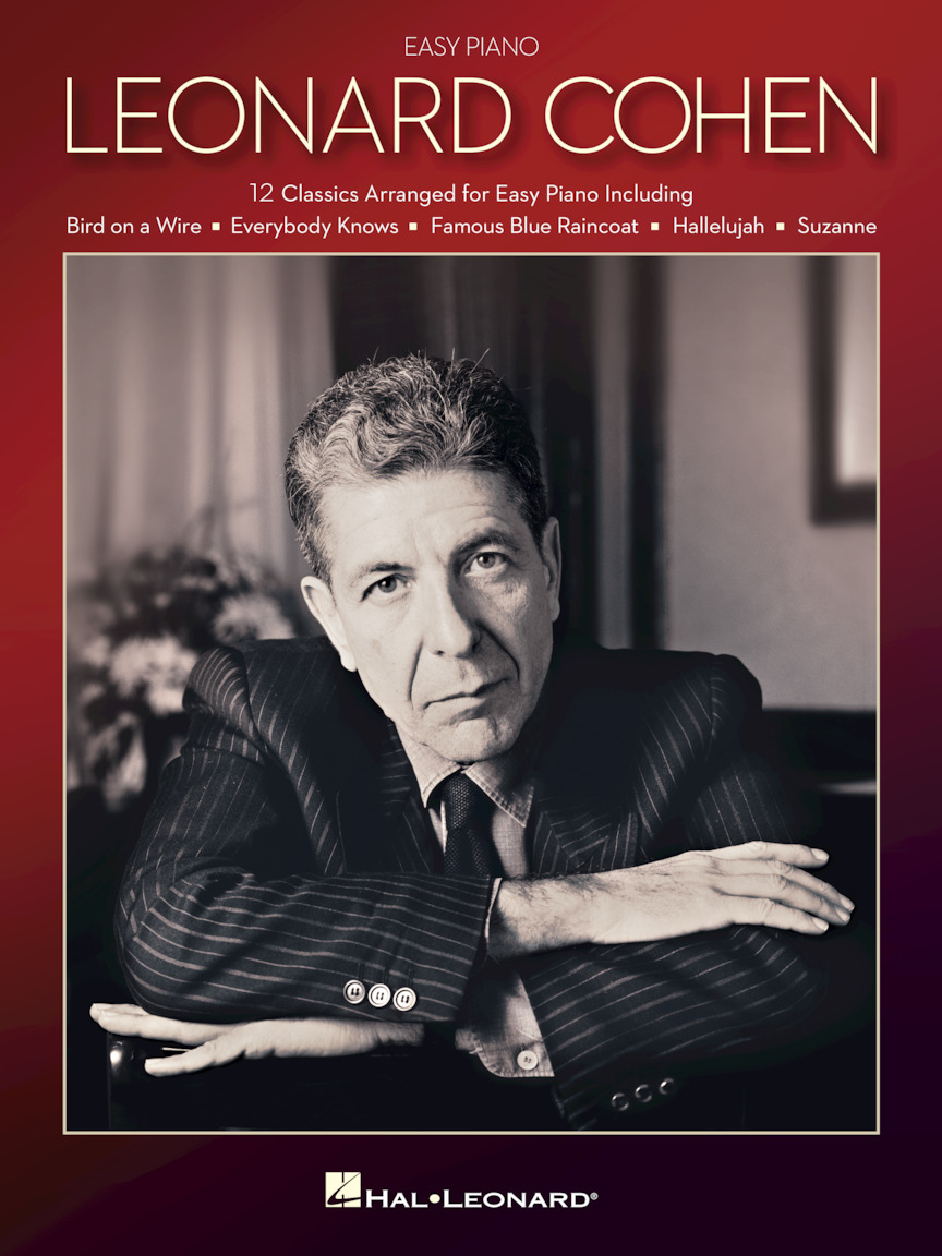 Product Cover for Leonard Cohen for Easy Piano
