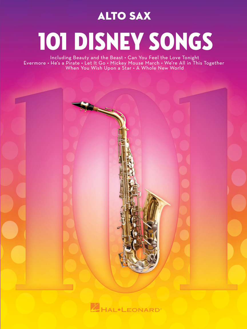 Product Cover for 101 Disney Songs