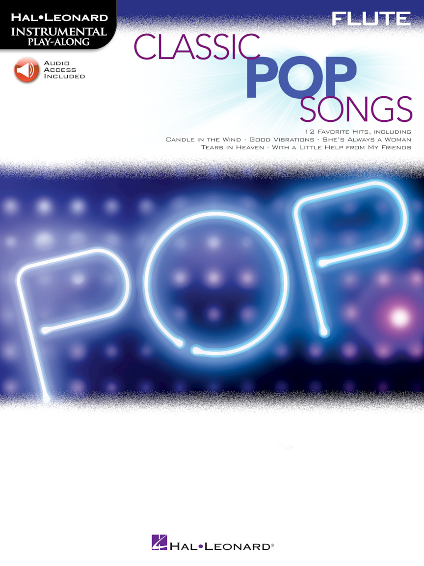 Product Cover for Classic Pop Songs