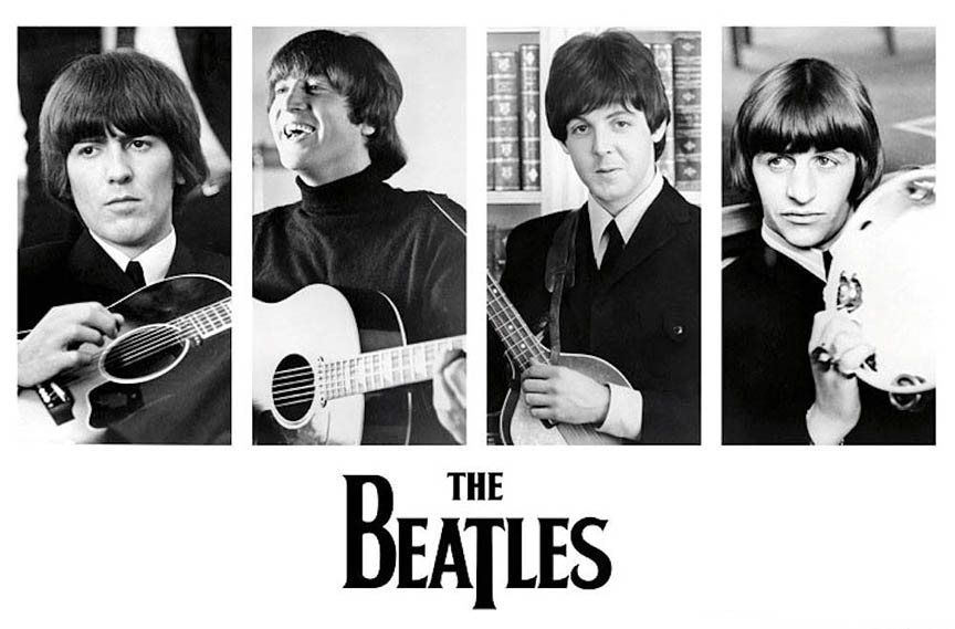 Product Cover for The Beatles – Early Portraits – Wall Poster