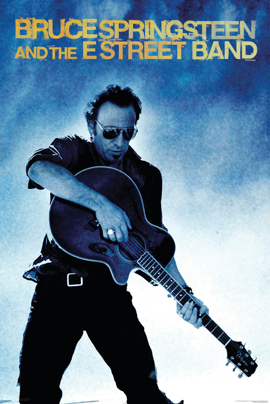 Product Cover for Bruce Springsteen – Wall Poster