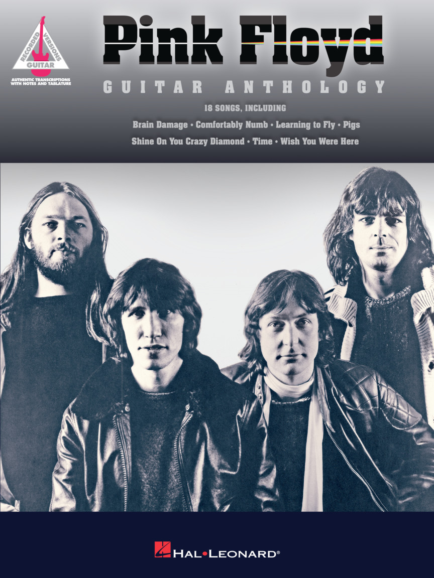 Product Cover for Pink Floyd – Guitar Anthology