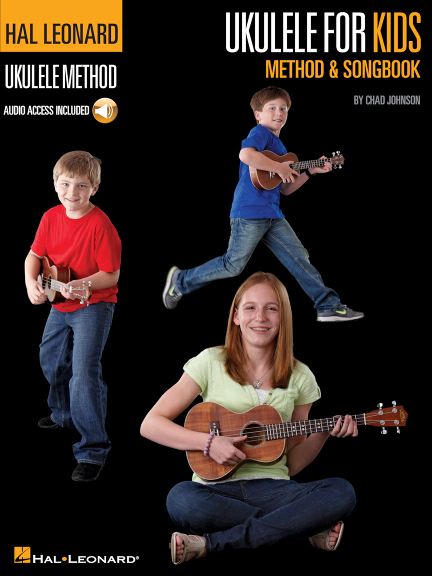 Product Cover for Ukulele for Kids Method & Songbook