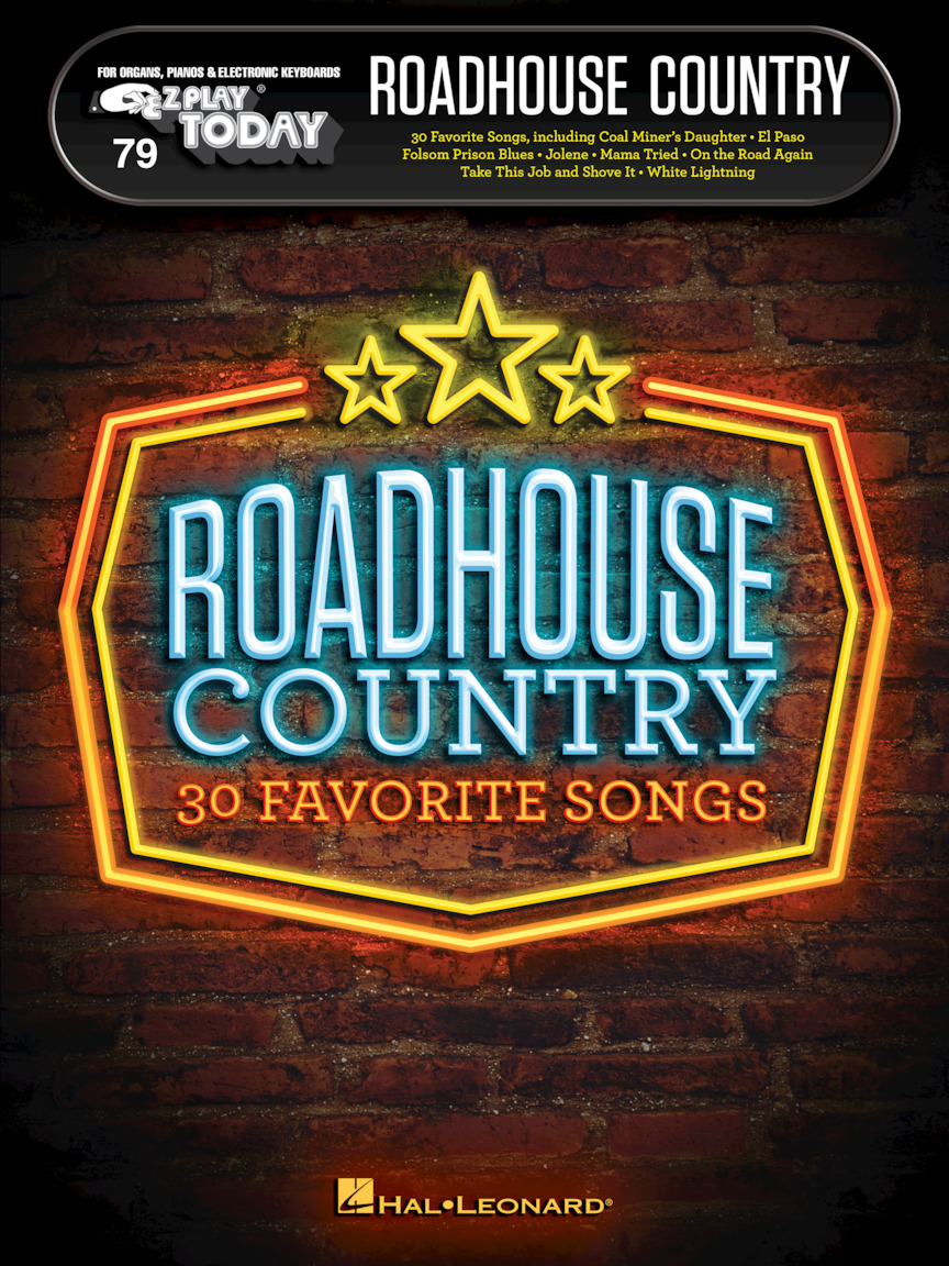 Product Cover for Roadhouse Country