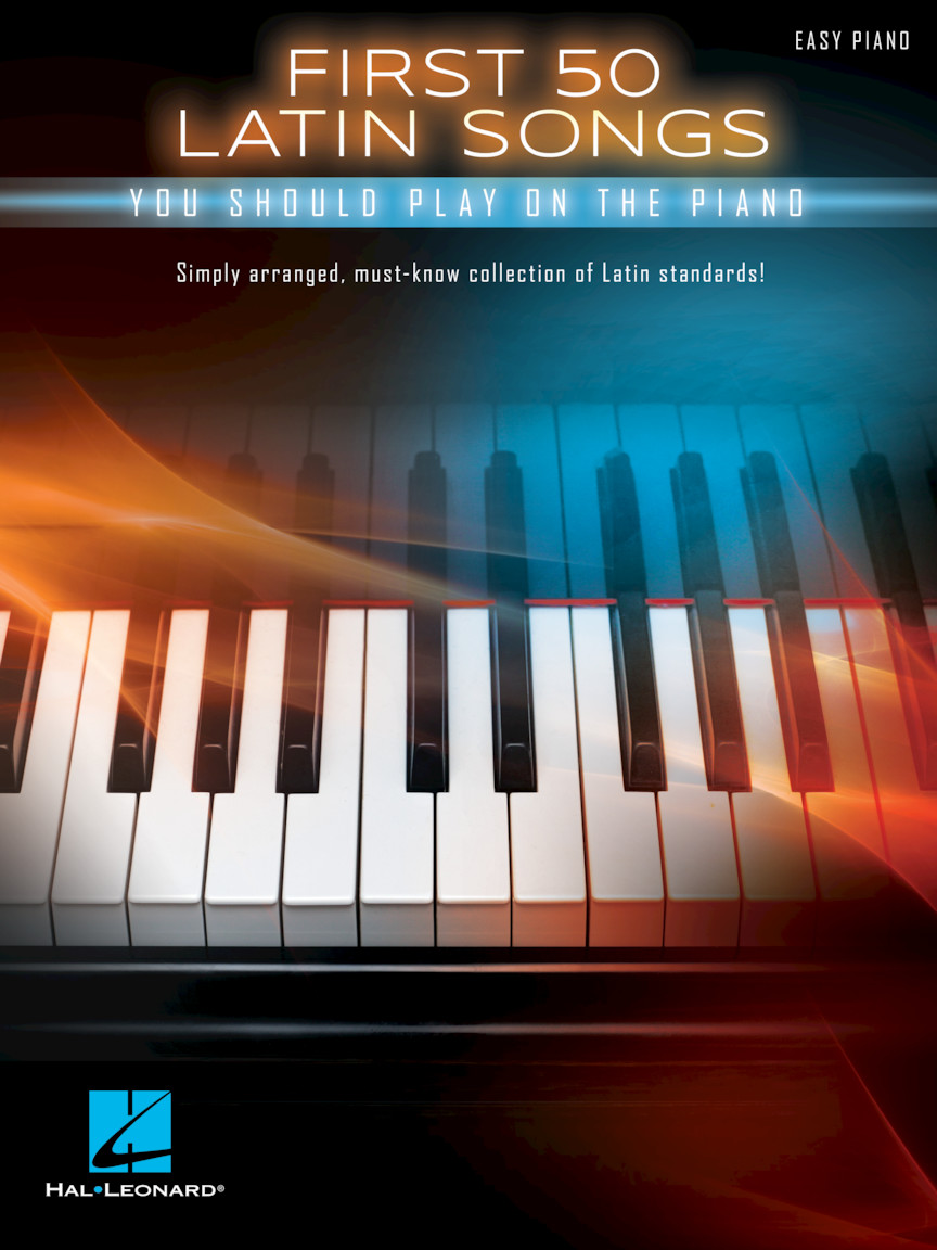 Product Cover for First 50 Latin Songs You Should Play on the Piano