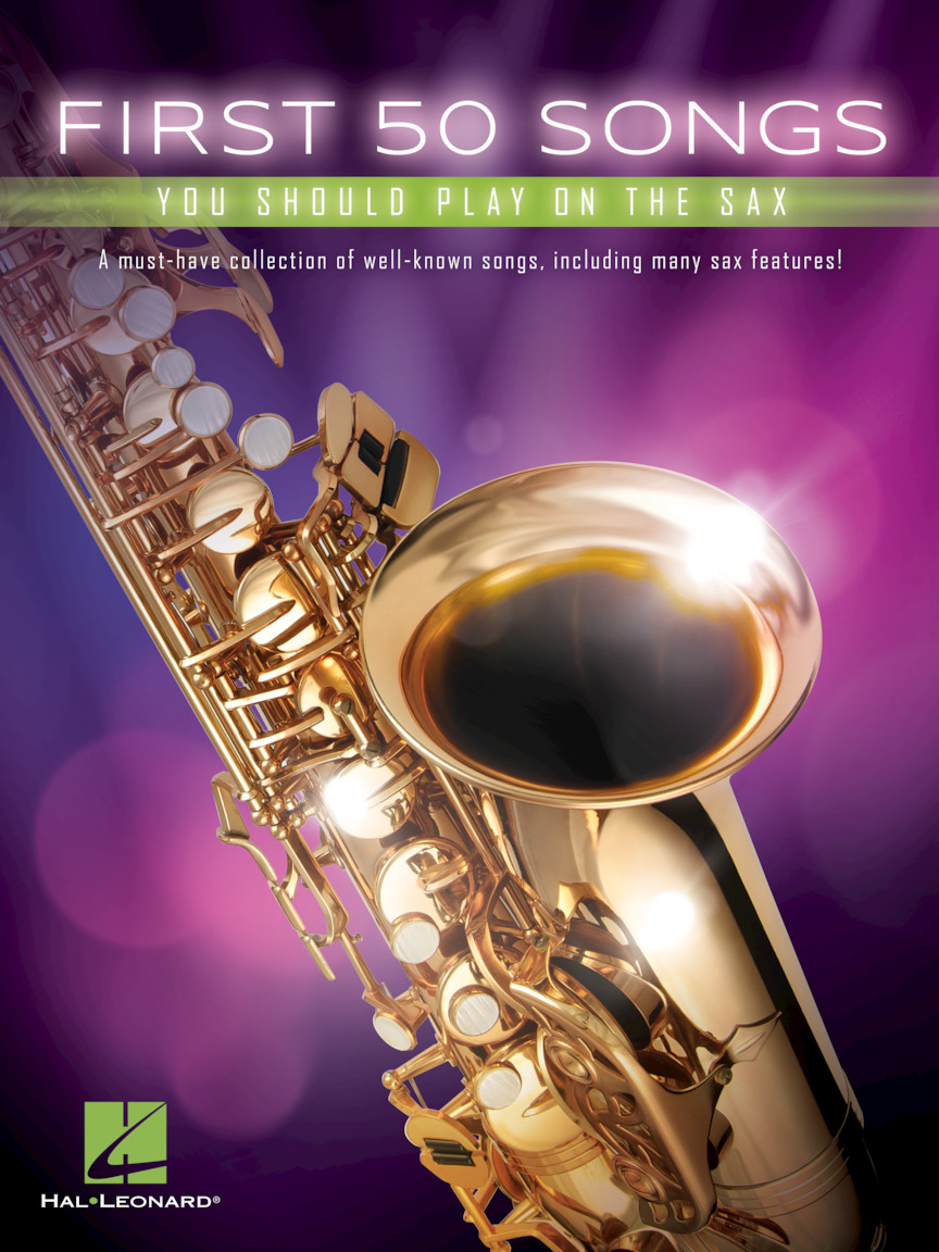 Product Cover for First 50 Songs You Should Play on the Sax
