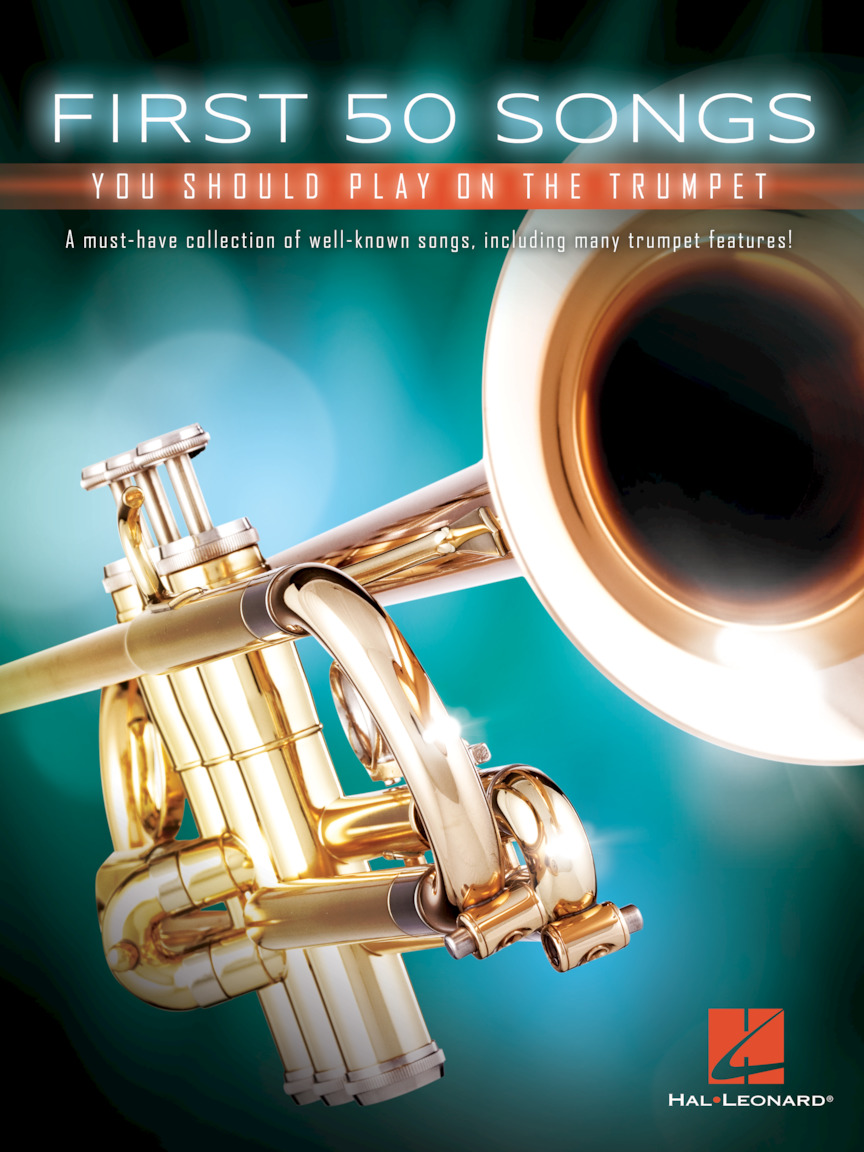 Product Cover for First 50 Songs You Should Play on the Trumpet