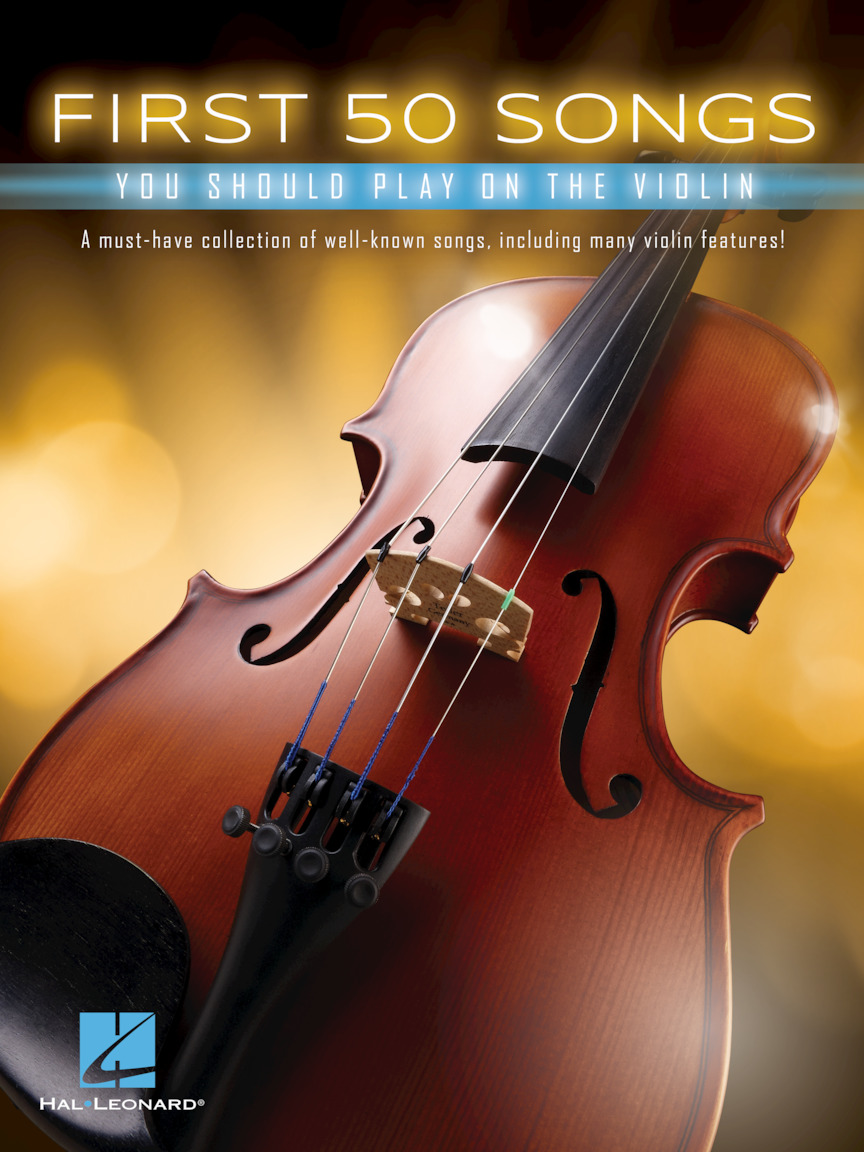 Product Cover for First 50 Songs You Should Play on the Violin