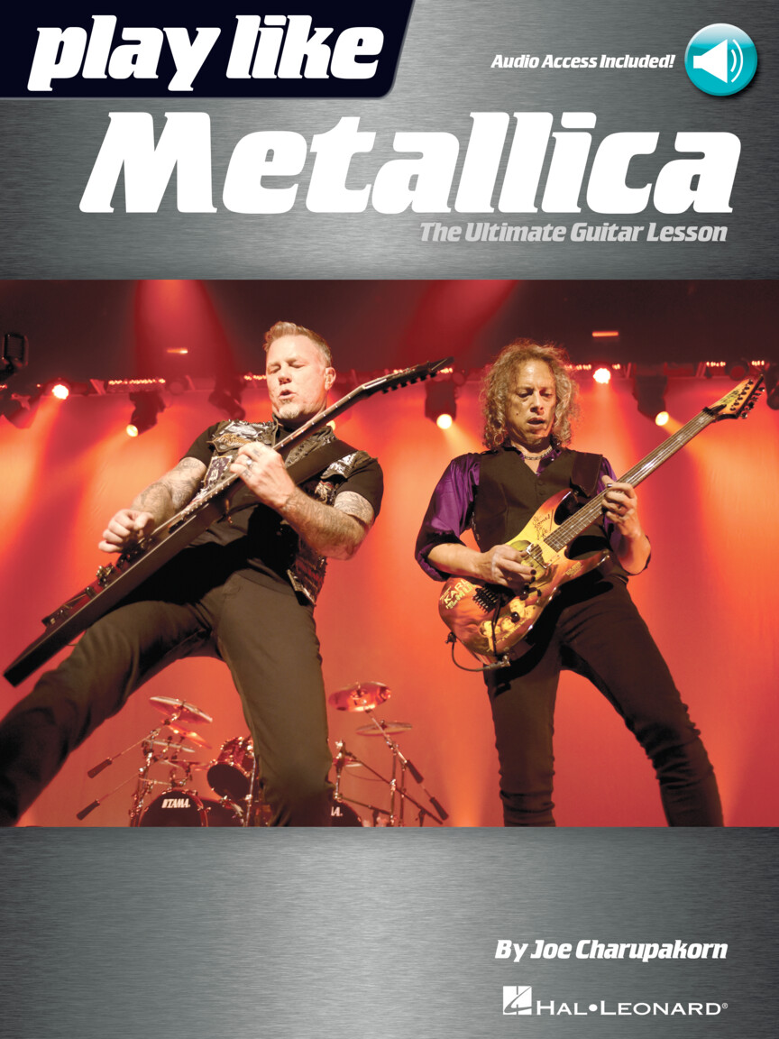 Product Cover for Play like Metallica