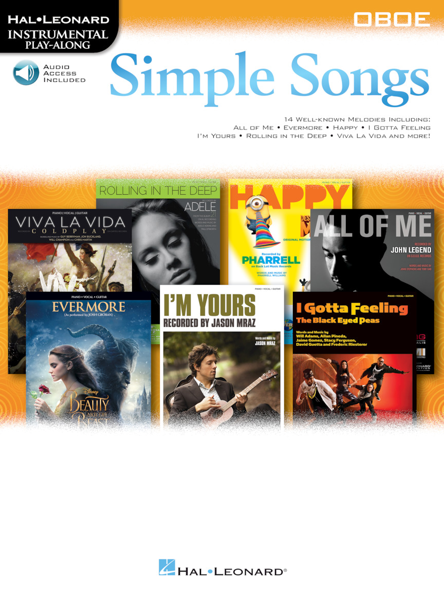 Product Cover for Simple Songs