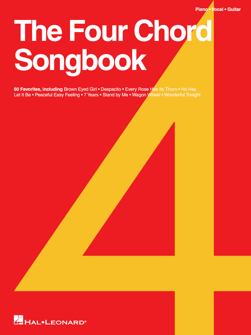 Product Cover for The Four Chord Songbook