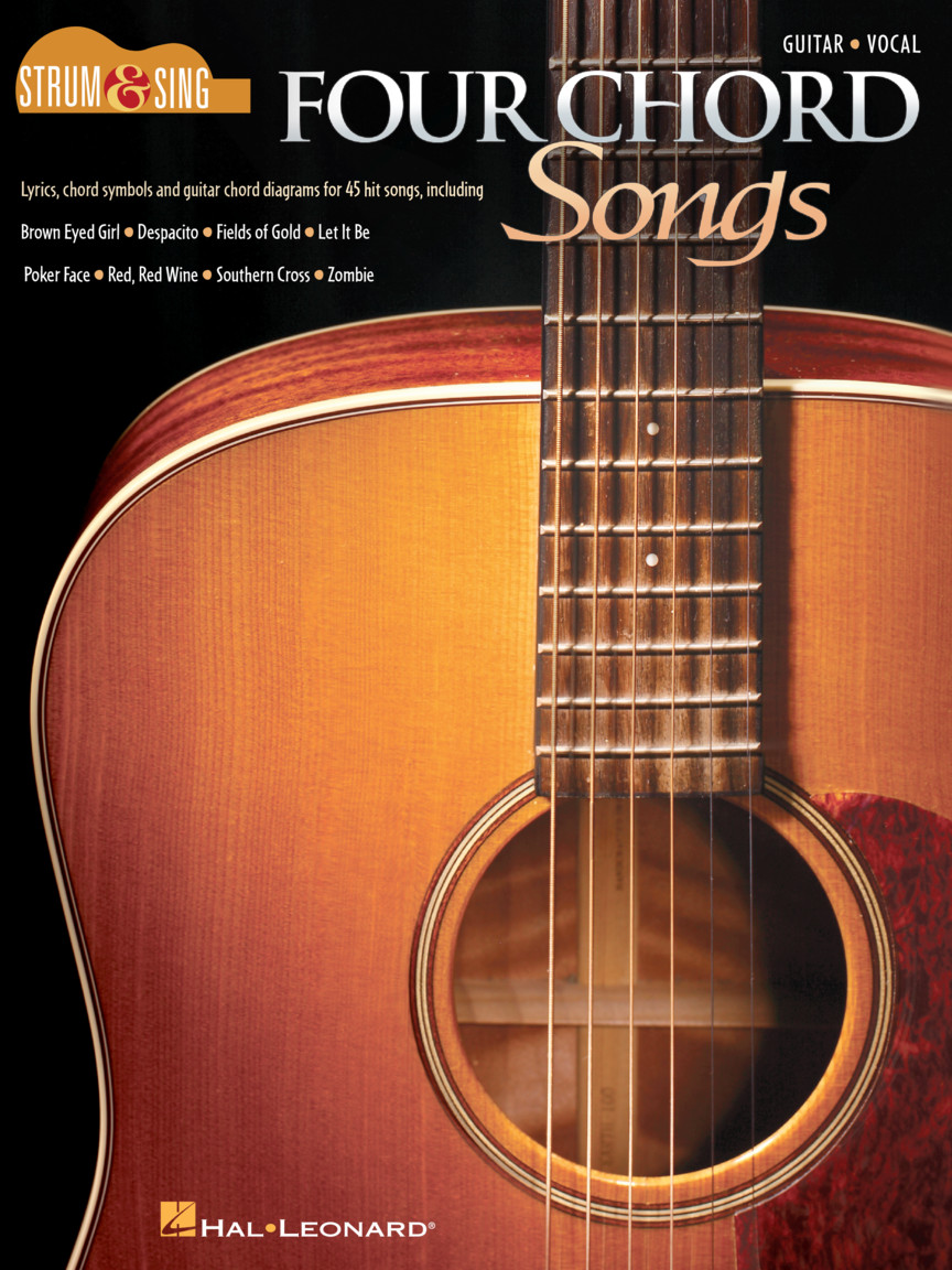 Strum & Sing - 4 Chord Songs