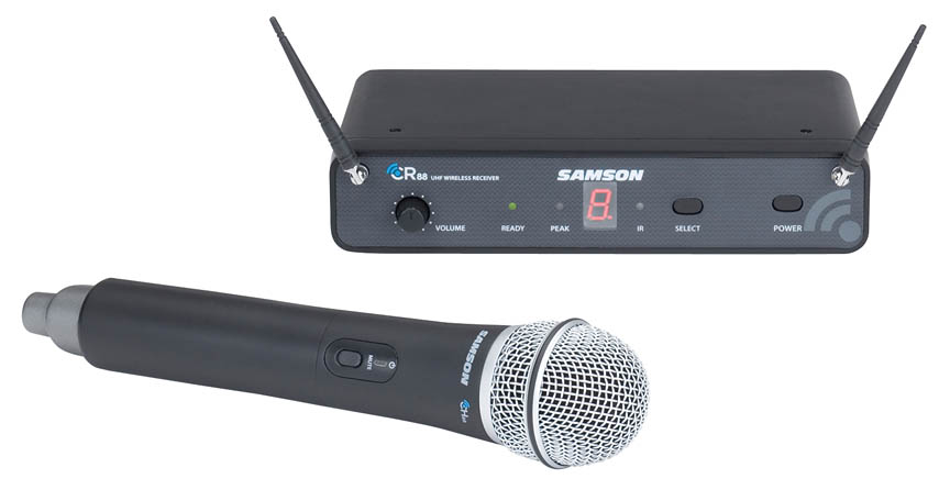 Product Cover for Concert 88 Wireless System