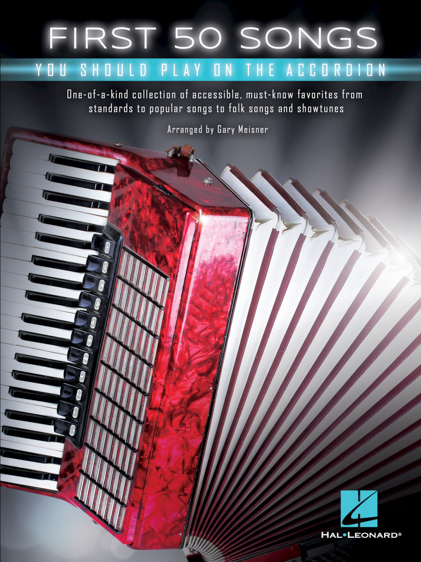 Product Cover for First 50 Songs You Should Play on the Accordion