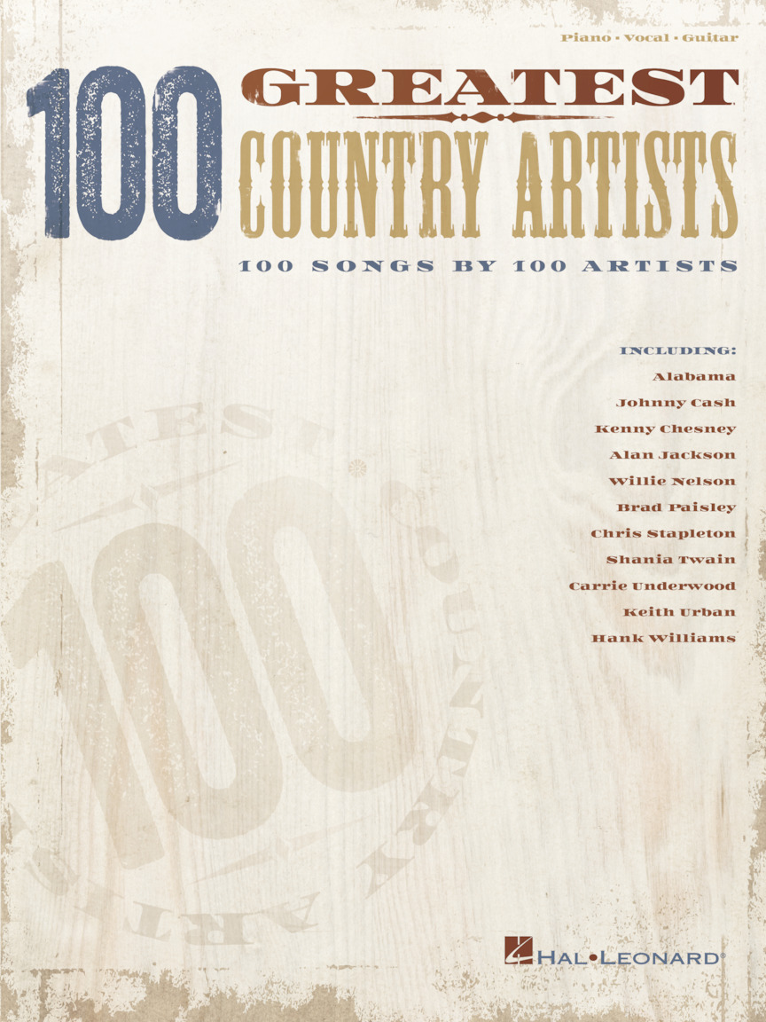 Product Cover for 100 Greatest Country Artists
