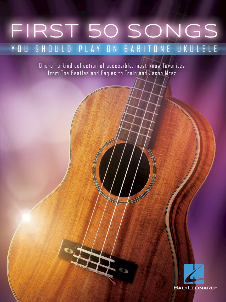 First 50 Songs You Should Play on Baritone Ukulele | Hal