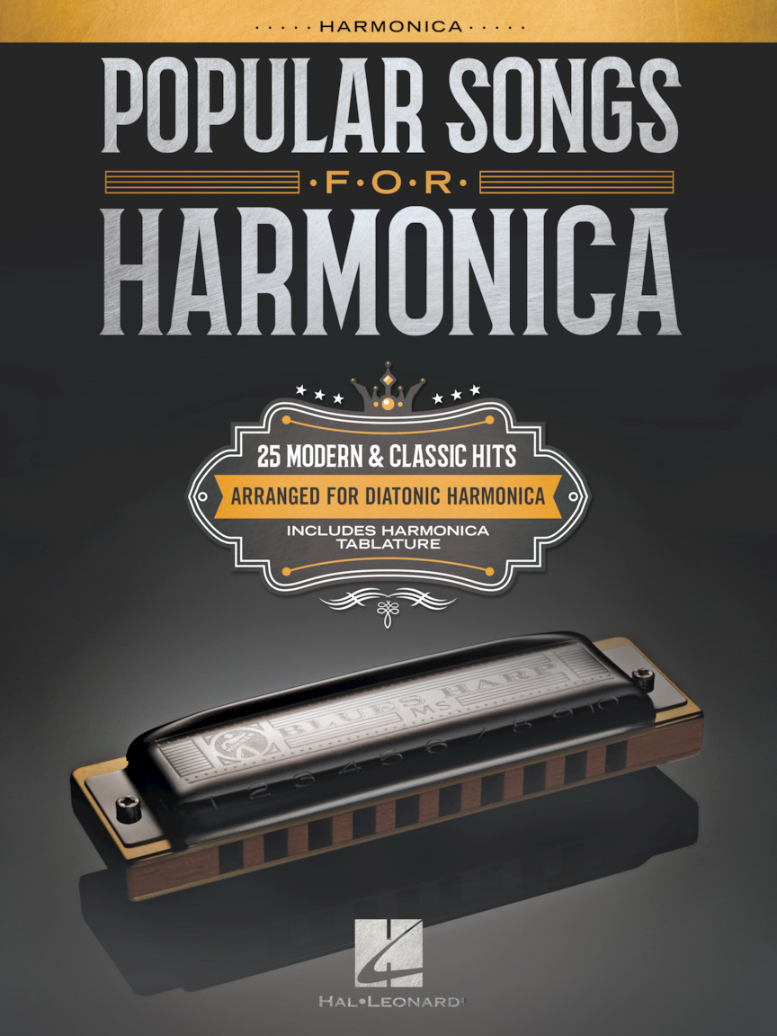 Product Cover for Popular Songs for Harmonica
