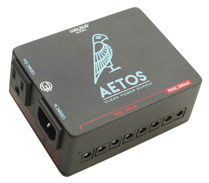 Product Cover for Aetos (8-Output) Power Supply (120V)