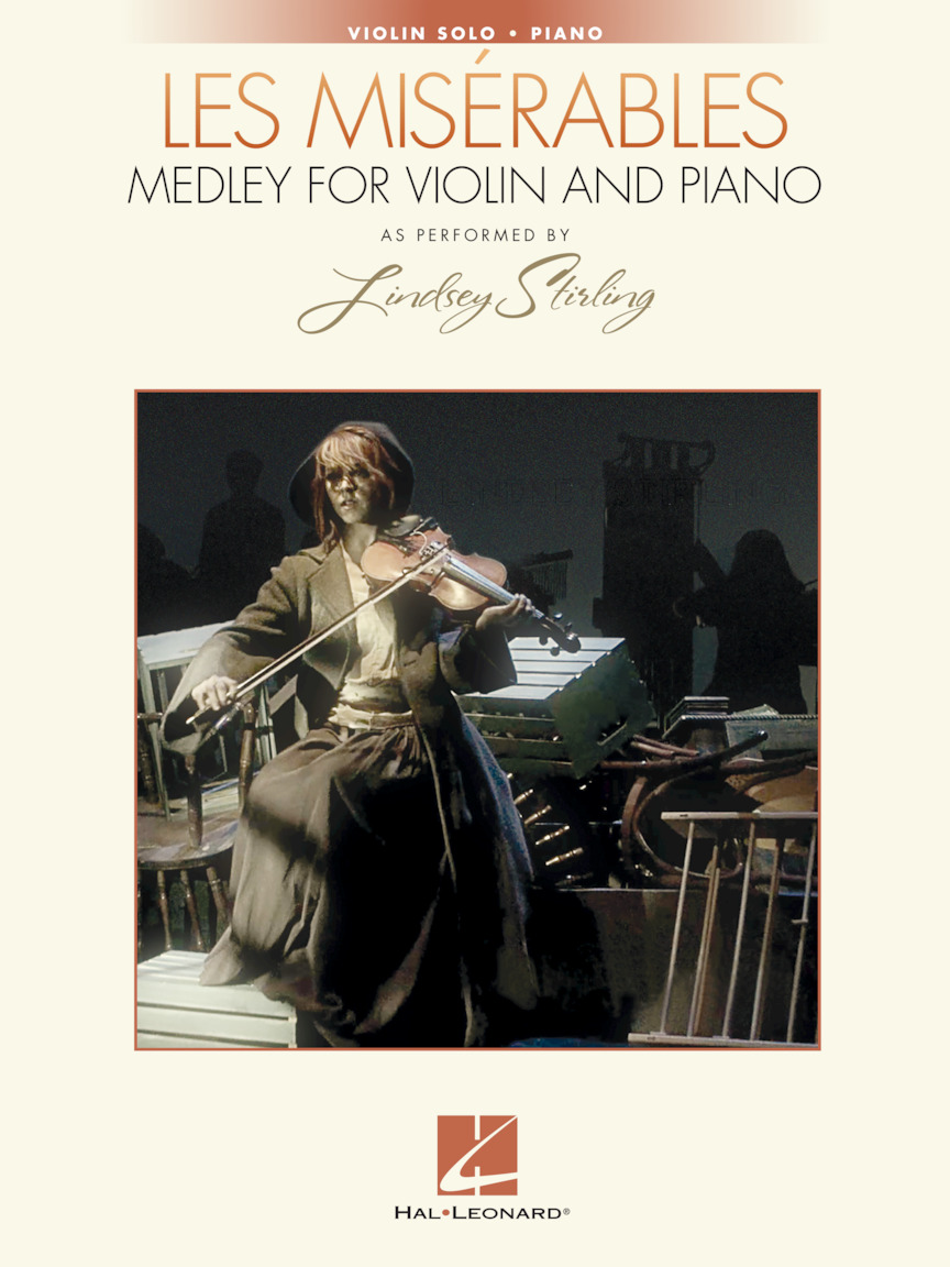 Product Cover for Les Misérables Medley for Violin and Piano